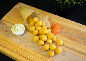 Картофельные шарики - фото 1