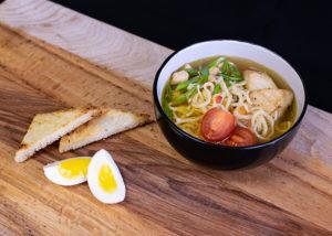 Куриный суп с лапшой - фото 1