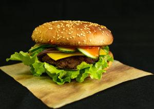 Чизбургер - фото 1