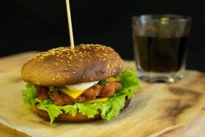 Чикенбургер - фото 1